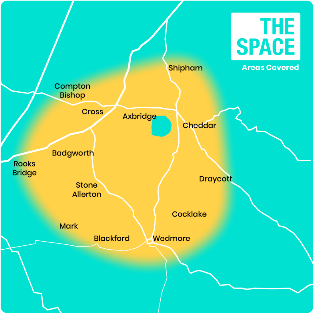 The Space Coverage Map